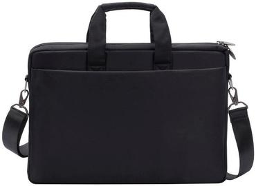 Сумка для ноутбука Rivacase Tiergarten, черный, 15.6″