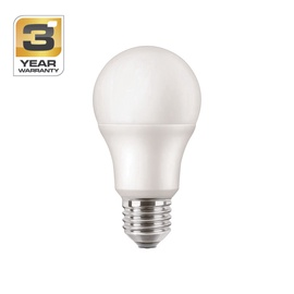 SPULDZE LED A60 9W E27 WW FR ND 806LM (STANDART)