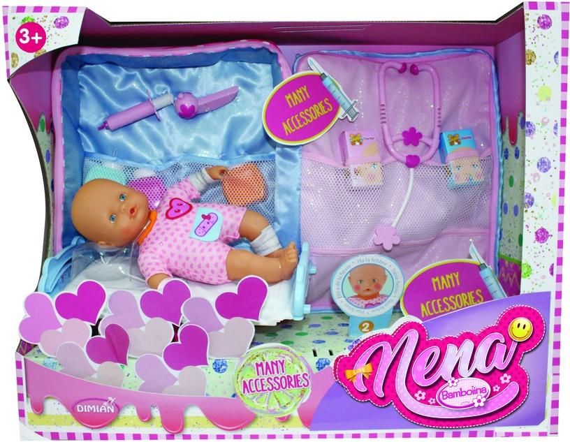 Кукла Dimian Bambolina Nena Doctor BD119