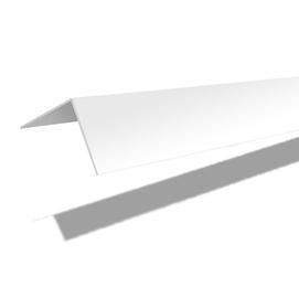 Universalus apsauginis PVC kampas C10, 270 x 1 cm