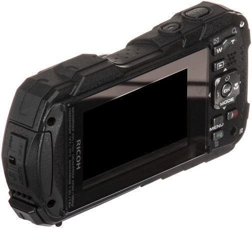 Ricoh WG-60 Red with Battery/Cover/Wrist Band