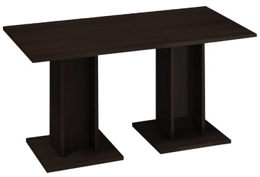 Meblo Cross Bond Bon-03 Dining Table Wenge
