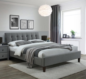 Halmar Samara 2 160 Bed Grey