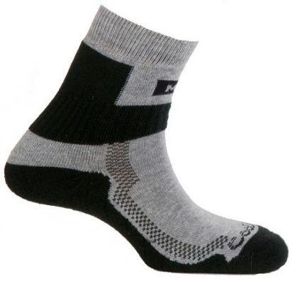 Носки Mund Socks Nordic Walking Black, XL, 1 шт.