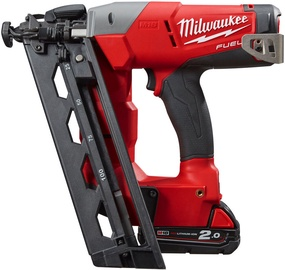 Milwaukee M18 CN16GA-202X Angled Nailer