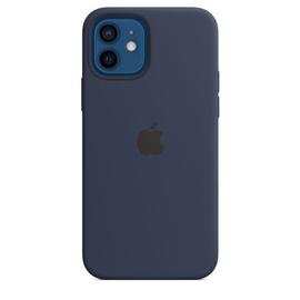 Dėklas silikoninis IPhone 12/12 Pro mėlyna