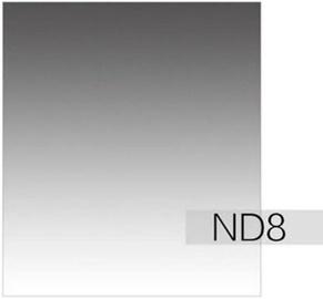 Fotocom ND8 Rectangular Gradient Filter