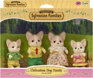 Žaislinė figūrėlė Epoch Sylvanian Families Chihuahua Dog Family 3149