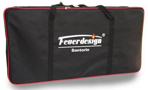 Feuerdesign Grill Santorin Green 2007736