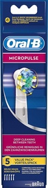 Braun Oral-B Micropulse Toothbrush Head 5pcs