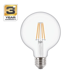 LED LAMP G93 7W E27 WW CL ND 806LM