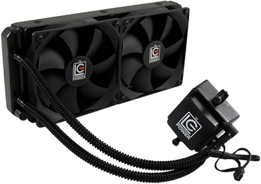 LC-Power CPU Cooler 120mm LC-CC-240-LiCo