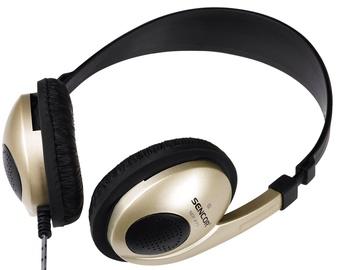 Ausinės Sencor SEP 275 Black/Brown
