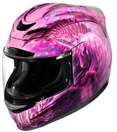 Icon Helmet Am Sweet Pink S