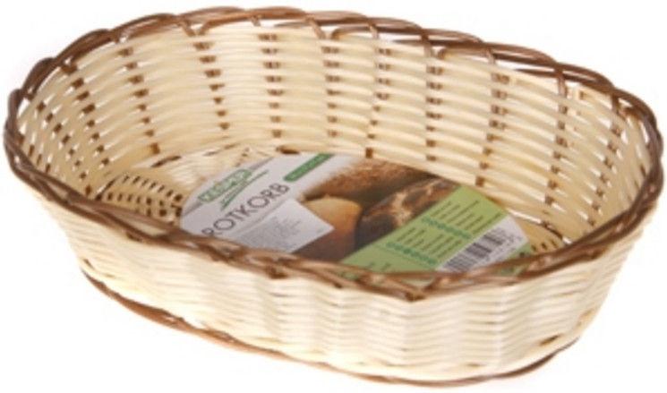 Kesper Bread Basket Oval 26x17cm