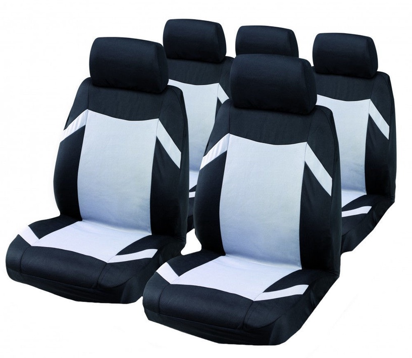 Bottari R.Evolution Keen Seat Cover Set Black Grey