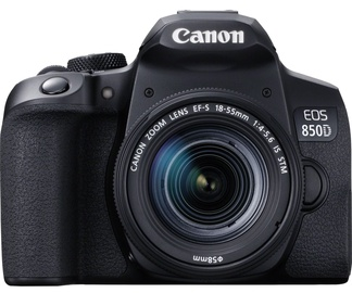 Canon EOS 850D + 18-55mm IS STM Black