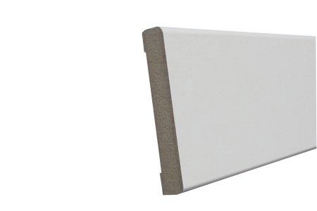 Uksepiirdekomplekt MDF 12x70mm valge