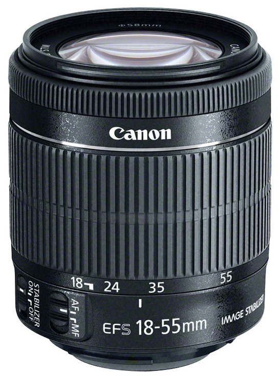 Canon EF-S 18-55mm F3.5-5.6 IS STM OEM