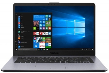 Nešiojamas kompiuteris Asus R504ZA Grey R504ZA-BQ064T|1M21T