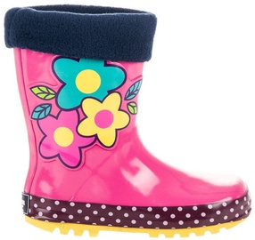American Club Children Rubber Boots 50600 Pink 30