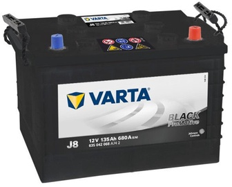 Varta ProMotive Black HD J8