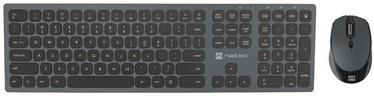 Клавиатура Natec Octopus EN, черный, беспроводная