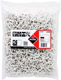 RUBI Tile Spacers for 2mm Joints 1000pcs