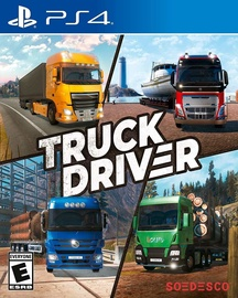 Truck Driver PS4