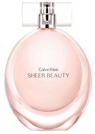Kvepalai Calvin Klein Sheer Beauty 100ml EDT