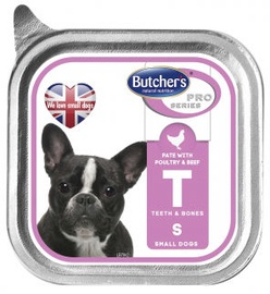 Butchers WAD Pro Series Paté With Poultry & Beef 150g