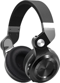 Ausinės Bluedio T2 Plus Bluetooth Headphones Black