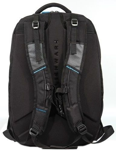 Dell Alienware Back Pack With Shoulder Strap 15-17'' Black/Blue