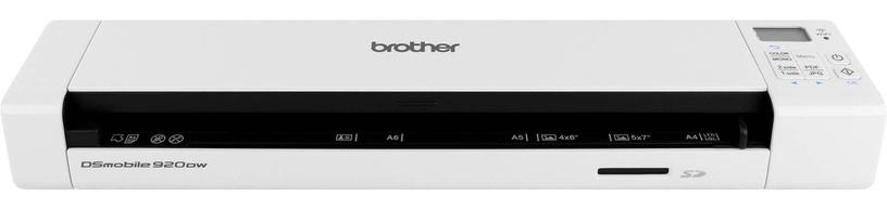 Skeneris Brother DS-920DW