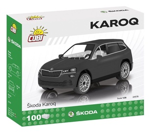 Cobi Blocks Cars Skoda Karoq 24579