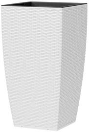 Emsa Casa Mesh 30x30x58cm White
