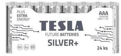 Tesla Silver Plus LR03/AAA 24pcs