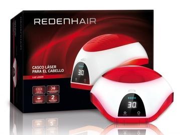 Массажер Redenhair Capillary Regeneration Laser Helmet R036, белый/красный