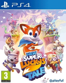 Игра для PlayStation 4 (PS4) New Super Lucky's Tale PS4
