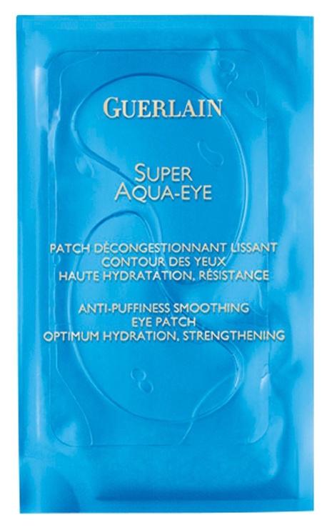 Guerlain Super Aqua Eye Patches 6x2 Patches