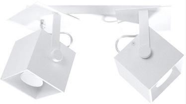 Sollux Spotlight SL.0318 Cedra 2x40W GU10 White