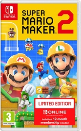 Игра Nintendo Switch Nintendo Super Mario Maker 2: Limited Edition