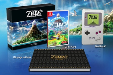 Legend of Zelda: Link's Awakening Limited Edition SWITCH