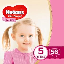 Huggies Ultra Comfort Girl MP5 56