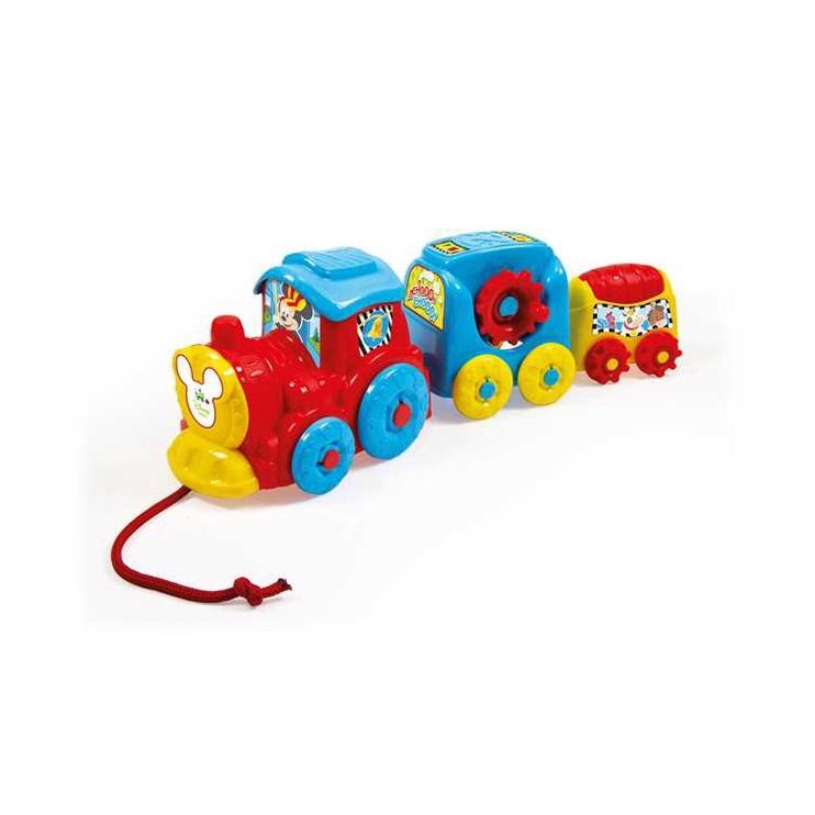 Lavinamasis žaislas Clementoni Traukinys 17168