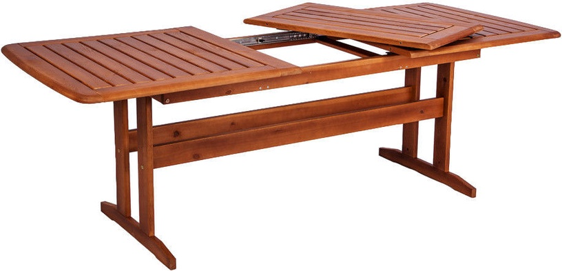 Folkland Timber Bavaria Table Brown