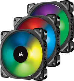 Corsair ML120 Pro RGB LED Fan 3 Pack CO-9050076-WW