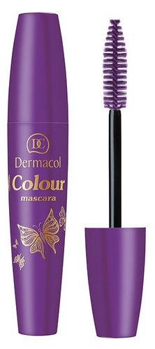 Dermacol Colour Mascara 10ml Violet