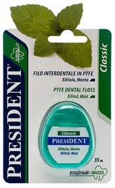 President Classic Dental Floss 35m