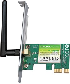 TP-Link TL-WN781ND Wireless PCIe Adapter